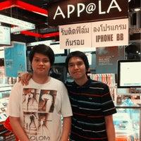 Photo taken at Appala แอ๊ป ป๊ะล่ะ by T'Pooh N. on 5/11/2012