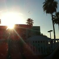 Photo taken at Howard Johnson Hotel by Stefanie S. on 8/7/2012