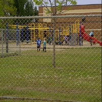 Photo taken at J. R. Reid School by Hammy S. on 5/22/2012