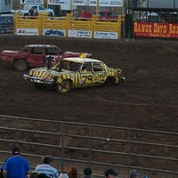 Photo taken at Central States Fairgrounds by Shelley S. on 8/19/2012