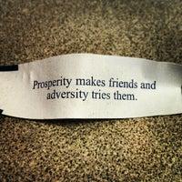 Photo taken at Chinese Express by Blake S. on 4/11/2012