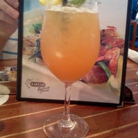 Photo taken at Pappas Seafood House by Tiffany L. on 6/11/2012