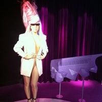 5/5/2012 tarihinde Oleg S.ziyaretçi tarafından Madame Tussauds'de çekilen fotoğraf