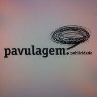 Photo taken at Pavulagem Publicidade by Roberta M. on 3/12/2012