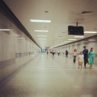 Photo taken at MRT Bang Sue (BAN) by boomz on 4/26/2012