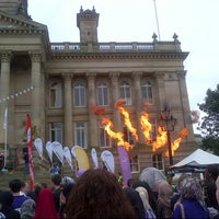 Photo taken at Victoria Square by Yusuf K. on 7/25/2012