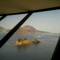 Photo taken at Niterói by Rodrigo G. on 9/9/2012