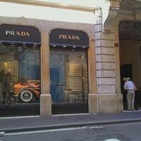 Photo taken at Prada by a.irwanto on 5/8/2012
