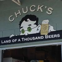 7/29/2012 tarihinde NorthSeattleSarahziyaretçi tarafından Chuck's Hop Shop'de çekilen fotoğraf