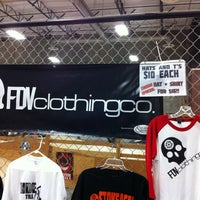 Photo taken at Epic Indoor Skate Park by Lynn A. on 4/11/2012