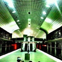 Photo taken at MARTA - Peachtree Center Station by Brandon L. on 3/7/2012