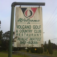 Photo taken at Volcano Golf & Country Club by Don W. on 6/9/2012