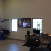 Photo taken at Terry Cullen Southlake Chevrolet by William B. on 4/12/2012