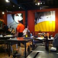 Photo taken at Japánika Sushi Bar & Teppanyaki by Antonio B. on 4/29/2012