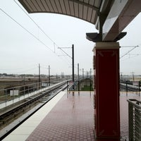 Photo taken at Royal Lane Station (DART Rail) by AJ M. on 3/10/2012