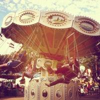 Photo taken at Victorian Gardens Amusement Park by Sanam S. on 6/19/2012