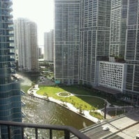 Photo taken at Hyatt Regency Miami by j lynn on 8/19/2012