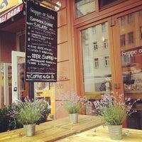 Das Foto wurde bei Suppe & Salat von Manuel MANTU O. am 6/26/2012 aufgenommen