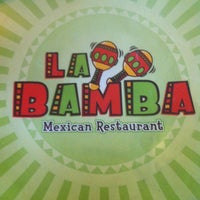 Photo taken at La Marimba Mexican Resturant by Erika R. on 3/13/2012