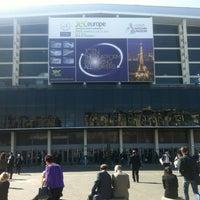 Photo taken at Paris Expo Porte de Versailles by Ricardo M. on 3/27/2012