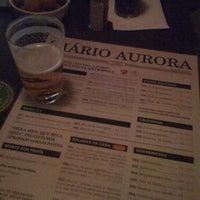 Photo taken at Bar Aurora by Roberta A. on 6/1/2012