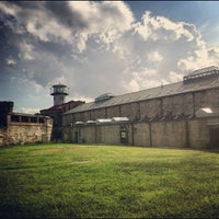 Photo taken at Eastern State Penitentiary by Leslie B. on 8/28/2012