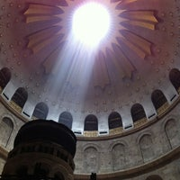 Photo taken at Church of the Holy Sepulchre by Ayala Q. on 7/6/2012