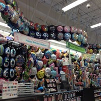 Photo taken at Party City by Jaclyn M. on 3/13/2012