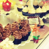 Photo taken at The Little Cupcake Shop by Juan C. F. on 7/28/2012