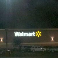 Photo taken at Walmart Supercenter by Richelle W. on 2/17/2012