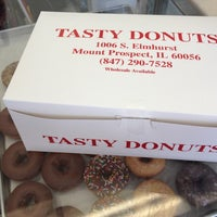 Photo taken at Tasty Donuts by Vanessa-Rose on 7/23/2012