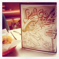 Foto tomada en Paco's Tacos por Nathan H. el 5/21/2012