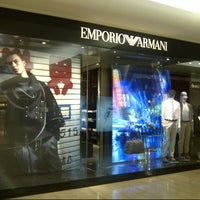 Photo taken at Emporio Armani by William T. on 9/8/2012