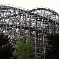 Photo taken at Mean Streak by CoasterFusion on 5/24/2012