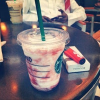 Photo taken at Starbucks by Fahad A. on 7/2/2012