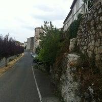 Photo taken at Pujols-le-Haut by Fabien on 9/4/2012