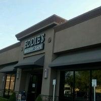 Photo taken at Eddie's Bakery Cafe by David J. F. on 4/10/2012