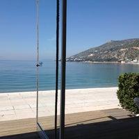 Photo taken at Tramonto cafe by Savvas on 3/24/2012