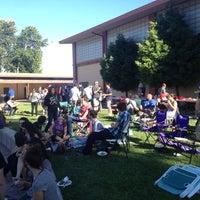 Photo taken at Del Mar High School by Reid B. on 8/27/2012