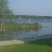 Photo taken at Eagle Lake by Linda M. on 5/27/2012