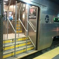 Photo taken at Metra - LaSalle Street by Paul V. on 6/15/2012