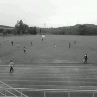 Photo taken at Padang Bola UTeM by ag r. on 5/25/2012