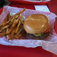 Photo taken at David's Burgers by Blair A. on 4/27/2012