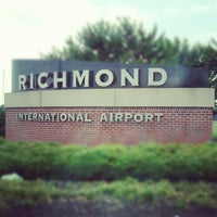 Photo taken at Richmond International Airport (RIC) by Chappell L. on 7/4/2012