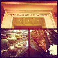 Photo taken at The Cheesecake Factory by Ashley M. on 7/1/2012