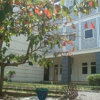 Photo taken at Fakultas Kedokteran Hewan by Jagad H. on 8/30/2012