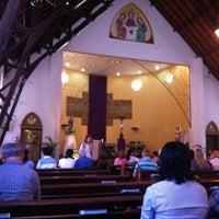 Foto tomada en Igreja Santa Joana D'Arc por Junior O. el 3/18/2012
