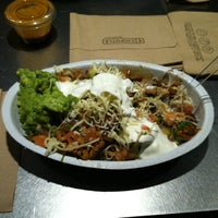 Photo taken at Chipotle Mexican Grill by Mark H. on 2/10/2012