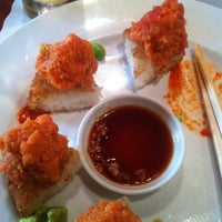 Photo taken at Iroha Sushi of Tokyo by Karm K. on 9/5/2012