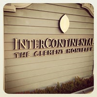 Photo taken at InterContinental The Clement Monterey Hotel by Raymond E. on 2/25/2012